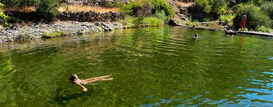 Piscinas naturales arquitectura verde - Diseno de piscinas naturales ...