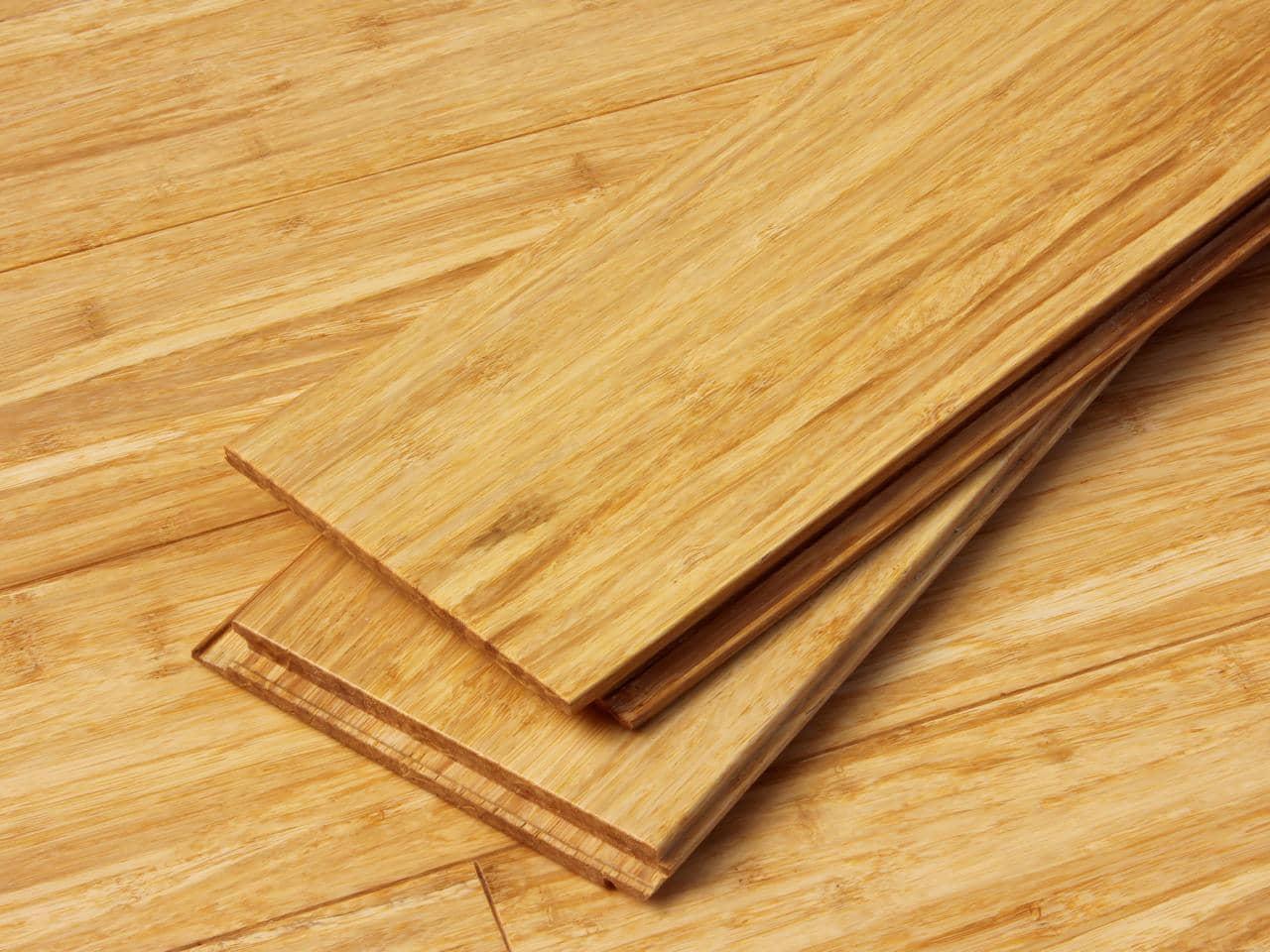 alt=piso de bambú, uso del Formol o Formaldehido