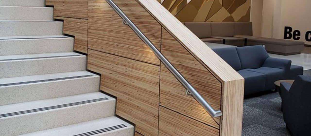 alt=madera reciclada, materiales libre de Formaldehido