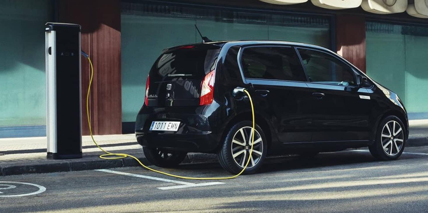 Seat Mii Electric coche electrico