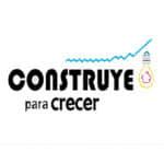 Logo Construye para crecer