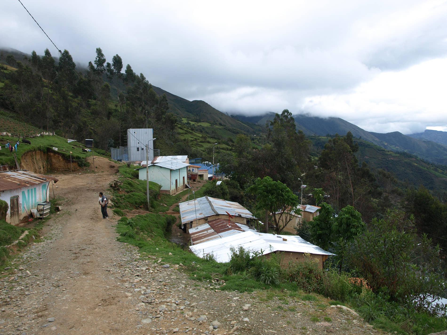 Colegio de Ancomarca