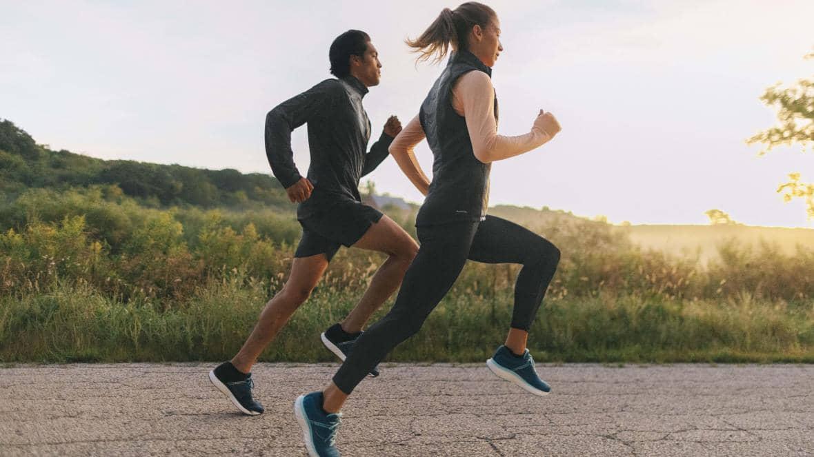 alt=pista de jogging